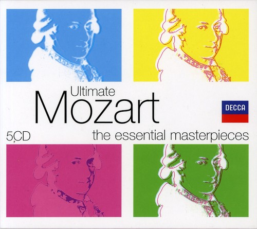 Ultimate Mozart /  Various
