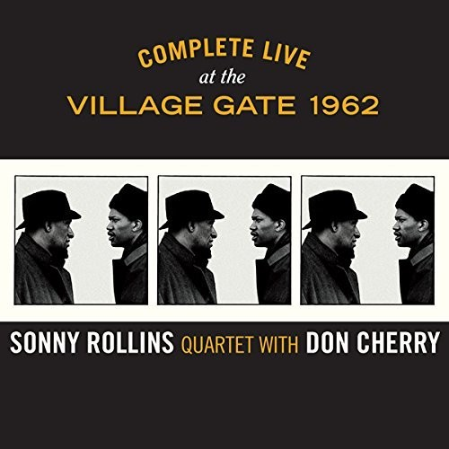 Complete Live at the Village Gate 1962 [Import]