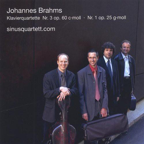 Brahms Pianoquartets Op.25 & 60