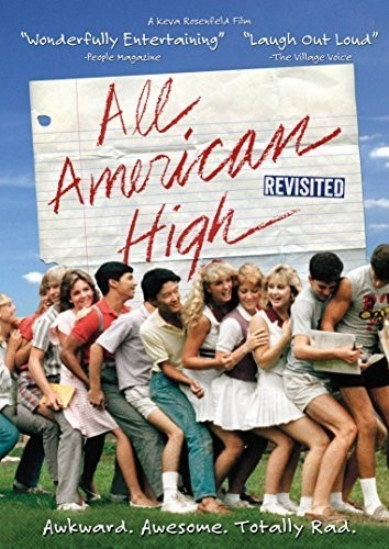 - All American High - Revisited / (Ws)