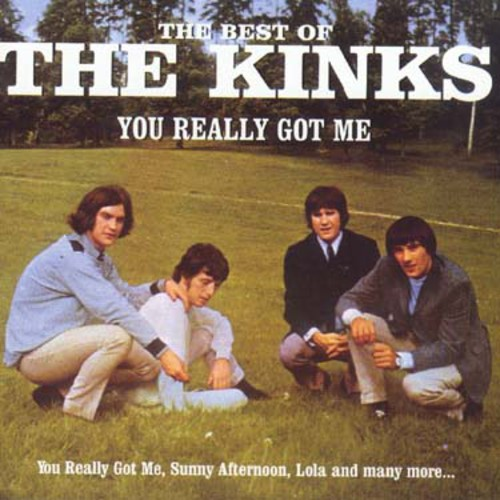 The Kinks - You Really Got Me-Best Of The Kinks [Import]