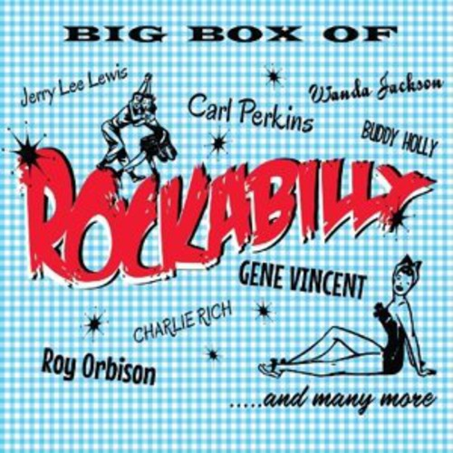 Big Box of Rockbilly /  Various [Import]