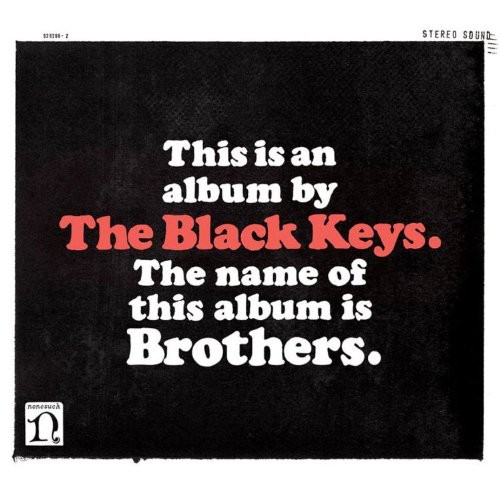 The Black Keys - Brothers [2 LP w/Bonus CD]
