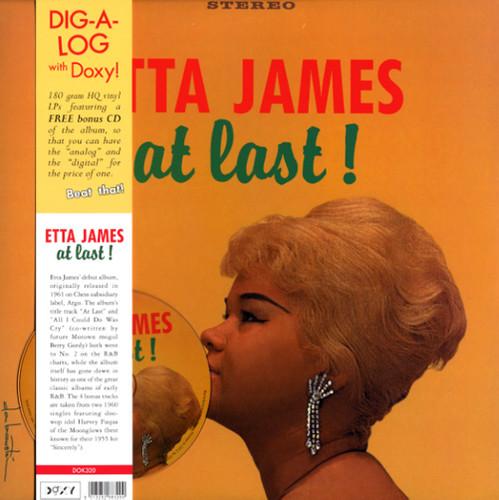 Etta James - At Last [Import]