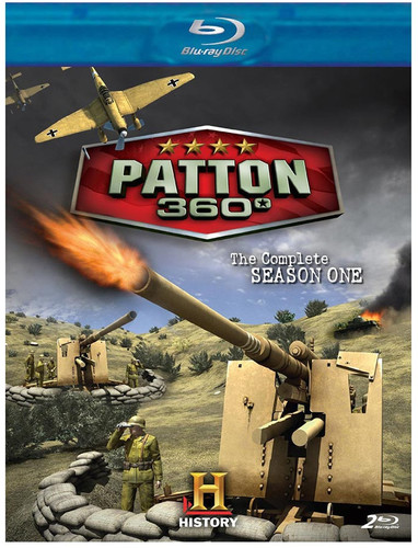 Patton 360: The Complete Season One