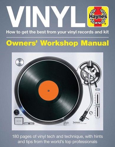 - Vinyl Manual: How to get the best from your vinyl records and kit