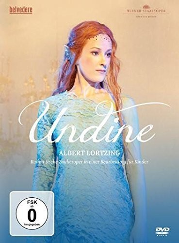 Undine Adapted for Children by Tristan Schulze