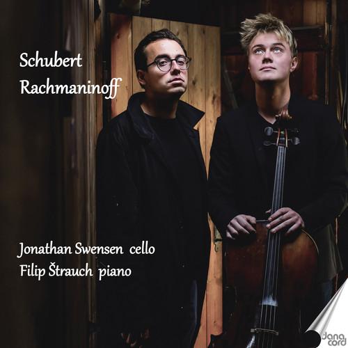 Swensen & Strauch Play Schubert & Rachmaninoff