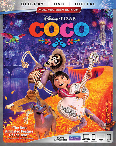 Coco [Blu-ray/DVD]