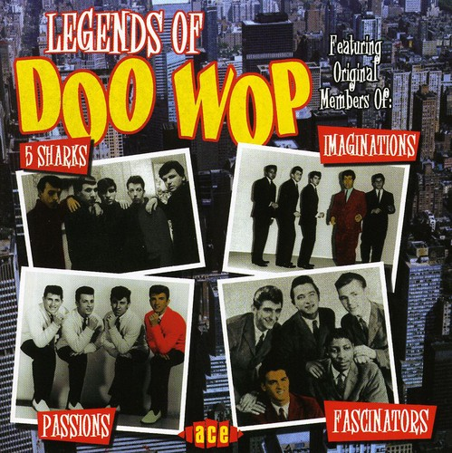 Legends of Doo Woop [Import]