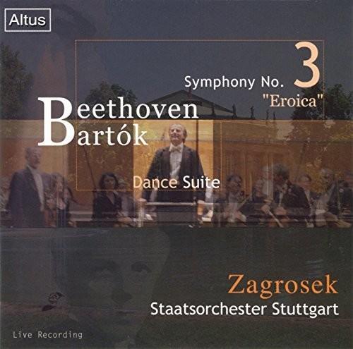 Symphony 3 /  Dance Suite SZ 77