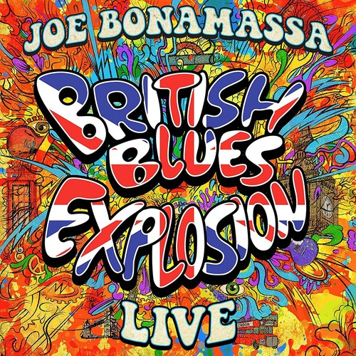 Joe Bonamassa - British Blues Explosion Live [Blu-ray]
