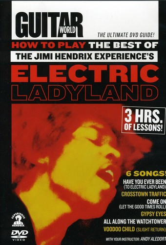 How to Play the Best of Jimi Hendrix Experience's Electric Ladyland