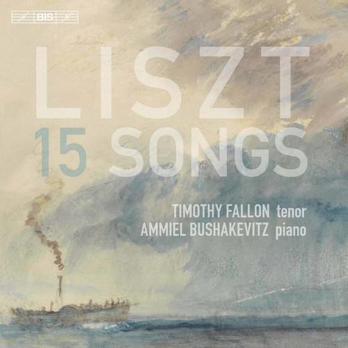 Franz Liszt: 15 Songs