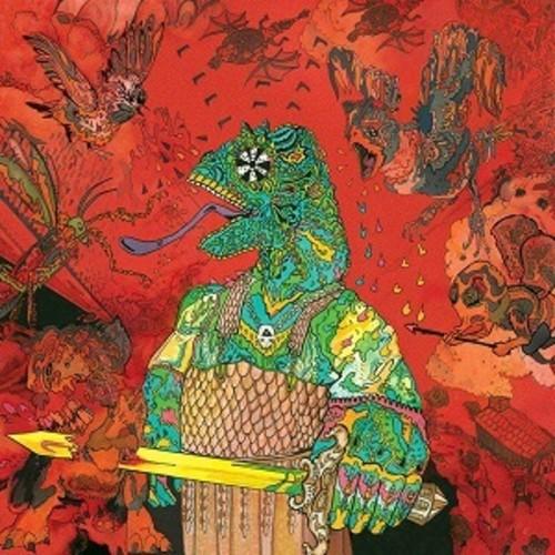 King Gizzard & The Lizard Wizard - 12 Bar Bruise [Green LP]