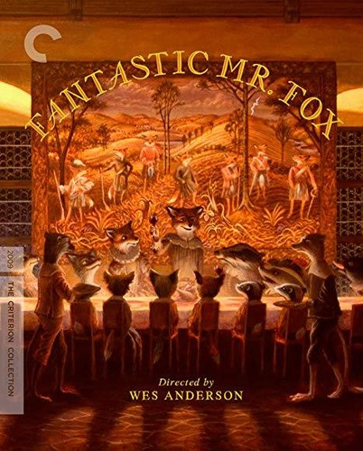 Willem Dafoe - Fantastic Mr. Fox (Criterion Collection)
