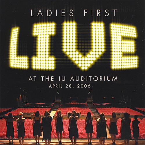 Live at the Iu Auditorium