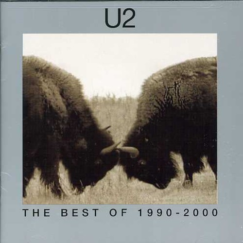 U2-The Best Of 1990-2000