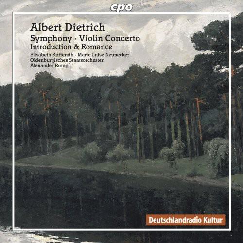 Symphony Op. 20 /  Violin Concerto Op. 30