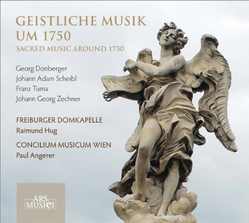 Sacred Music Around 1750