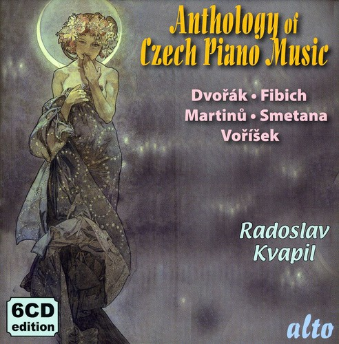 Radoslav Kvapil - Czech Piano Anthology Ii
