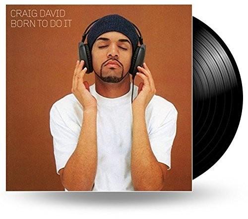Craig David - Born To Do It [Import LP]