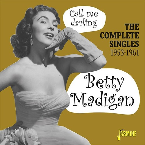 Call Me Darling: Complete Singles 1953-1961 [Import]