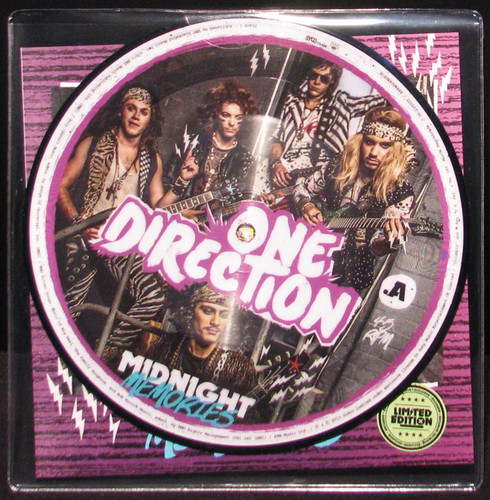 One Direction - One Direction : Midnight Memories