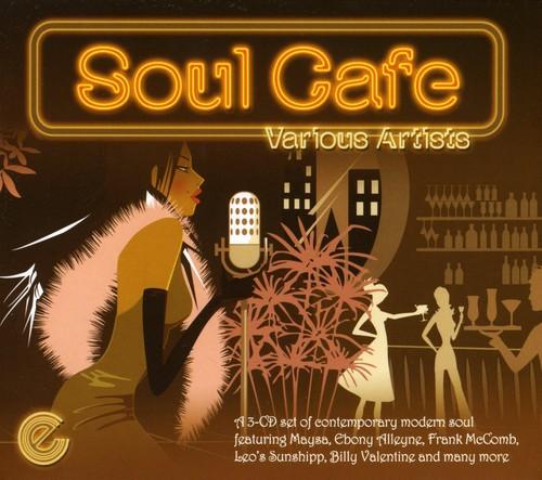 Soul Cafe Three [Import]
