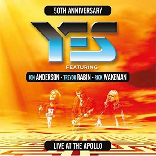 Yes-Yes Live At The Apollo