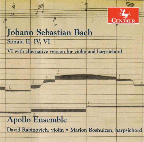 Sons for Violin & Harpsichord