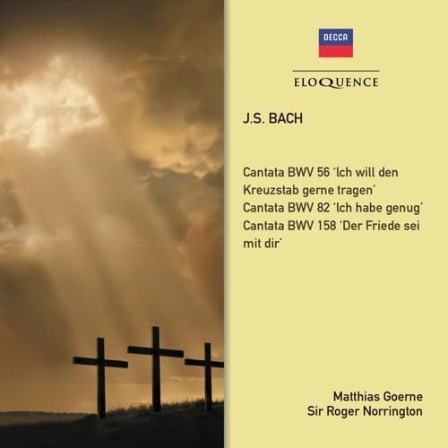 JS Bach: Cantata BWV 82 Cantata BWV 35 Sinfonia