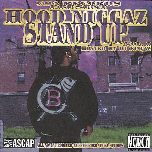 Hood Niggaz Stand Up 1 /  Various