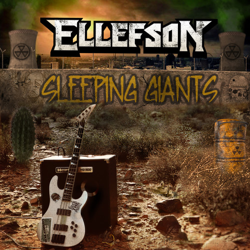 David Ellefson - Sleeping Giants [2CD]
