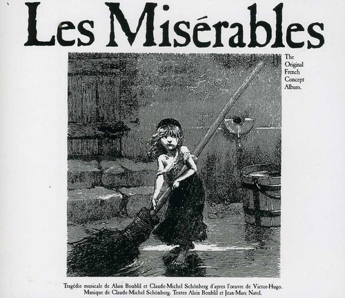 Les Miserables (French) /  O.C.R. [Import]