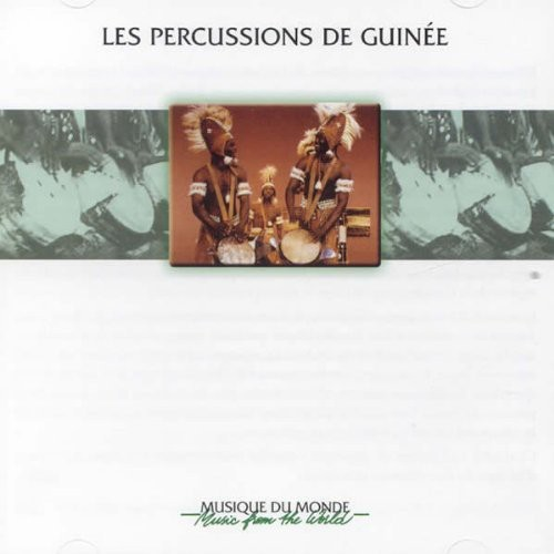 The Percussionists Of Guinea