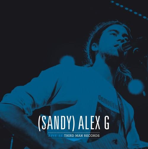 (Sandy) Alex G - Live At Third Man Records [LP]