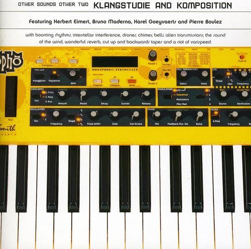 Klangstudie & Komposition /  Various [Import]