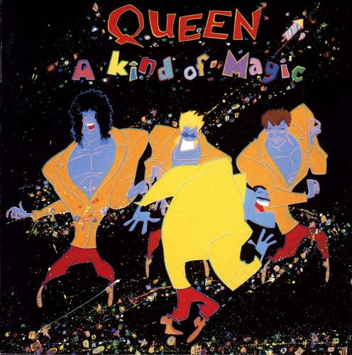Queen - Kind Of Magic (Coll) [Reissue] [180 Gram]