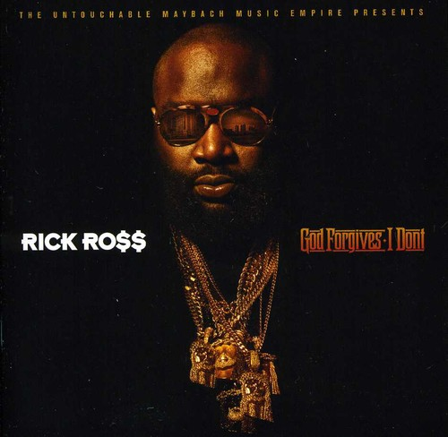 Rick Ross - God Forgives I Don't