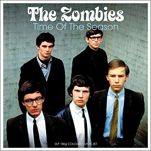The Zombies - Time Of The Season [Import Electric Blue 2LP]