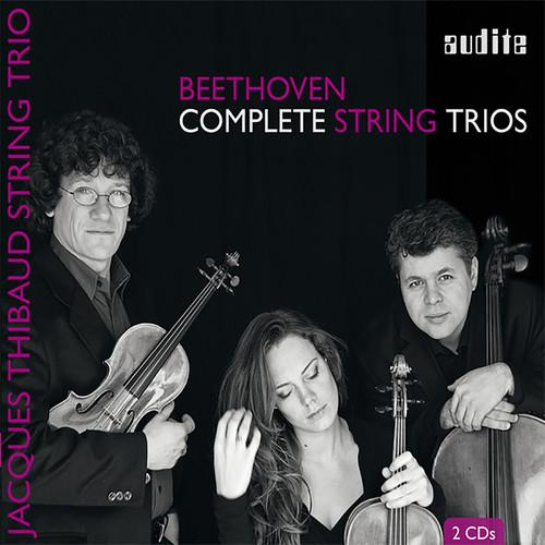 String Trios Op. 3 & 8 & 9