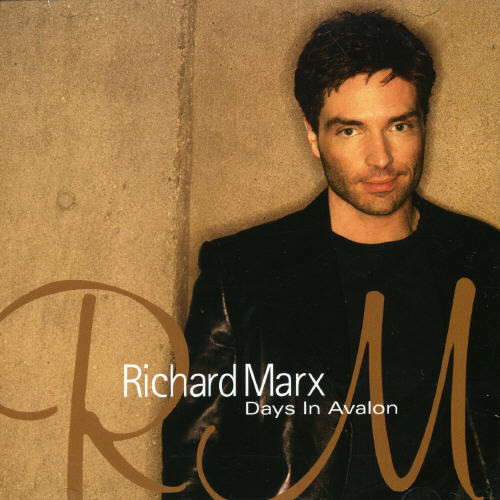 Marx, Richard : Days in Avalon [Import]