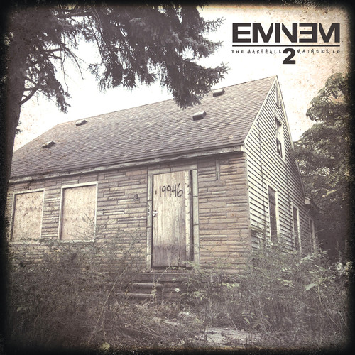 Eminem - The Marshall Mathers LP2 [Deluxe 2CD]