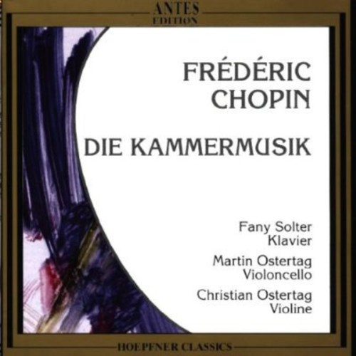 Chamber Music /  Polonaise Brilliant