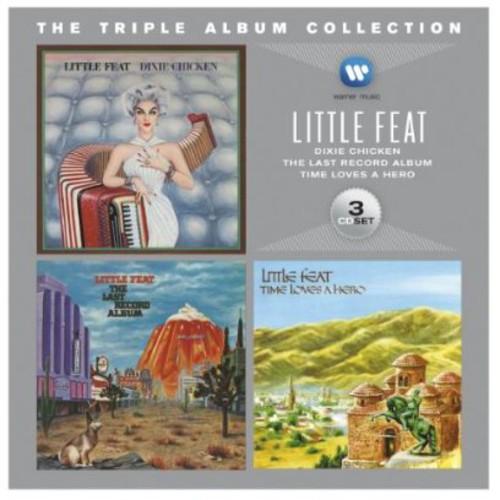 Little Feat-Triple Album Collection