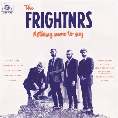 The Frightnrs - Nothing More To Say [Vinyl]