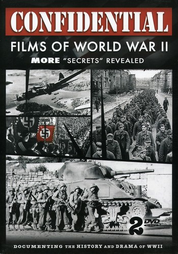 Confidential Films of WWII (2 Pack)