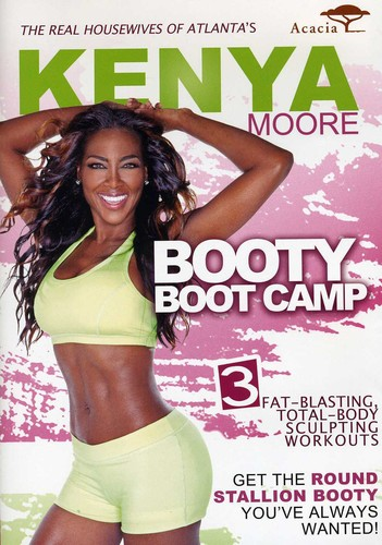 Kenya Moore: Booty Boot Camp