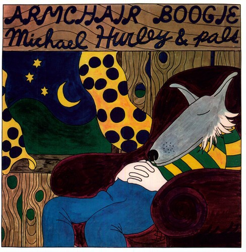 Michael Hurley - Armchair Boogie